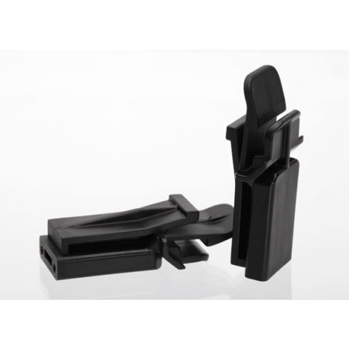 Traxxas  Battery hold-down retainer, tall (2) (allows for installation of taller, multi-cell batteries)