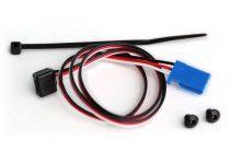 Traxxas Sensor, RPM (long)/ 3x4mm BCS (2)/ 3x4 GS (1)