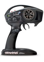 Traxxas Transmitter, TQi Traxxas Link™ enabled, 2.4GHz high output, 2-channel (transmitter only)