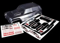 Traxxas Body, Telluride® (clear, requires painting)