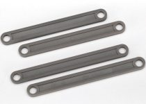 Traxxas Camber link set (plastic/ non-adjustable) (front &rear)