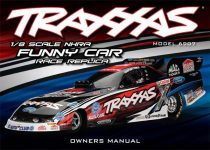 Traxxas Owner's manual, Funny Car