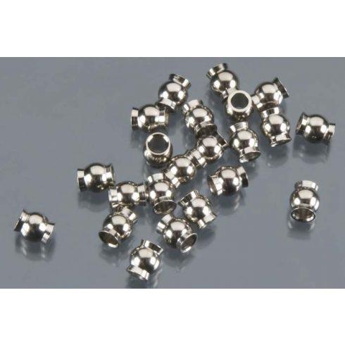 Hollow balls, steel