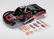 Traxxas Body, Mark Jenkins #25, 1/16 Slash (graphics are painted and decals applied)