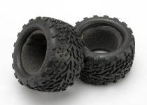 Traxxas Tires, Talon / foam inserts (2)