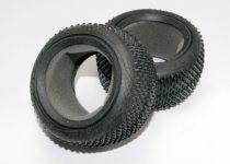 "Traxxas Tires, Response Pro 2.2"" (soft-compound, narrow profile, short knobby design)/ foam inserts (2)"
