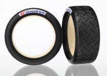 Traxxas Tires, BFGoodrich® Rally (2) (soft compound)