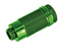 Traxxas Body, GTR long shock, aluminum (green-anodized) (PTFE-coated bodies) (1)