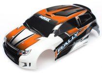 Traxxas Body, LaTrax® 1/18 Rally, orange (painted)/ decals