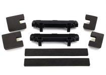Traxxas Spacer, battery compartment (2)/ foam blocks (4)/ foam pad (2)