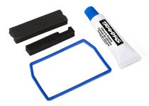 Traxxas Seal kit, receiver box (includes o-ring, seals, and silicone grease)