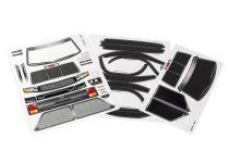 Traxxas Decal sheet, TRX-4® Sport