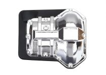 Traxxas Differential cover, front or rear (chrome-plated)