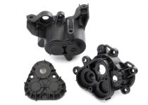 Traxxas Gearbox housing (includes main housing, front housing, & cover)