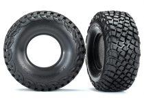 Traxxas Tires, BFGoodrich® Baja KR3/ foam inserts (2)