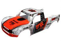 Traxxas Body, Desert Racer®, Fox® Edition (painted)/ decals