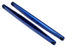 Traxxas  Trailing arm, aluminum (blue-anodized) (2) (assembled with hollow balls)