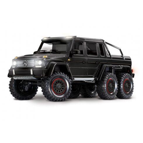 Traxxas TRX-6 Mercedes-Benz G63 AMG 6x6 Black