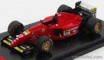 TRUESCALE FERRARI F1 412T2 N 27 WINNER GP CANADA 1995 JEAN ALESI