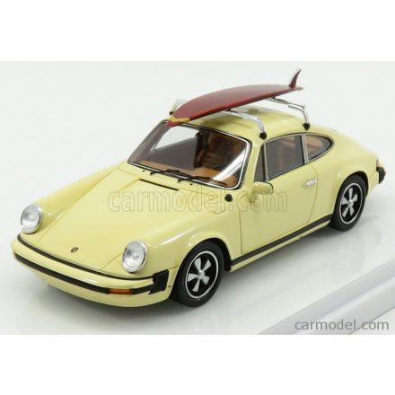 TRUESCALE PORSCHE 901 911S 2.7 COUPE WITH SURF BOARD 1973