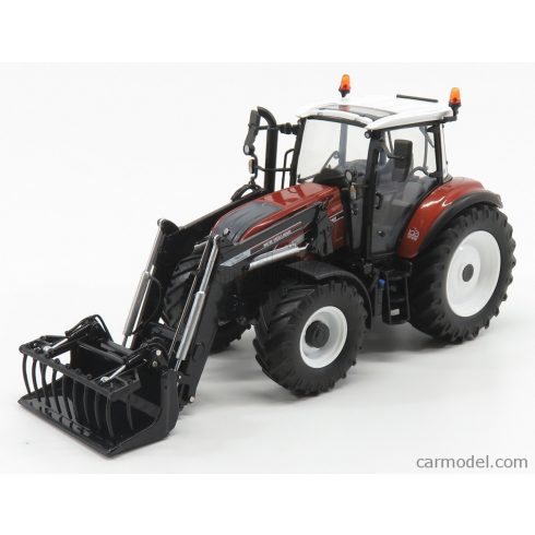 UNIVERSAL HOBBIES NEW HOLLAND T5.120 TRACTOR WITH 740TL FRONT LOADER 2018