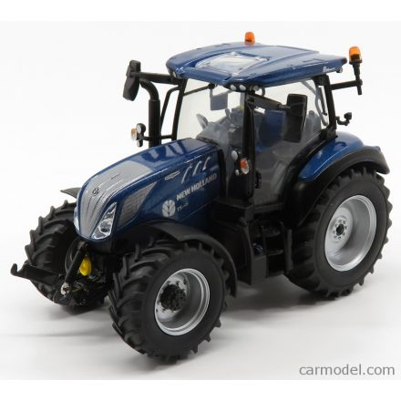 UNIVERSAL HOBBIES NEW HOLLAND T5.140 AUTO COMMAND TRACTOR BLUE POWER 2019