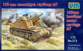 Unimodels M7 105mm howizter motor carriage