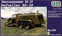 Unimodels Refueller BZ-38 makett
