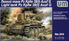 Unimodels PzKpfw 38(t)-G