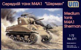 Unimodels Medium Tank M4A1