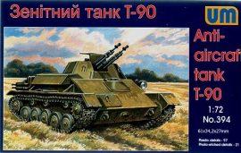 Unimodels Anti-aircraft tank T-90