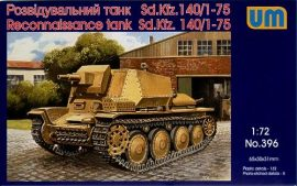 Unimodels Reconnaissance tank Sd.Kfz 140/1-75