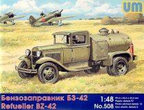 Unimodels BZ-42 refuel truck makett