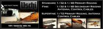Uschi Elastic Rigging Thread - Superfine 0,01mm