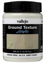 Vallejo Sandy Paste Grey Texture