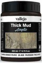 Vallejo Russian Mud Weathering Texture