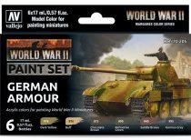 Vallejo WWII German Armour Set