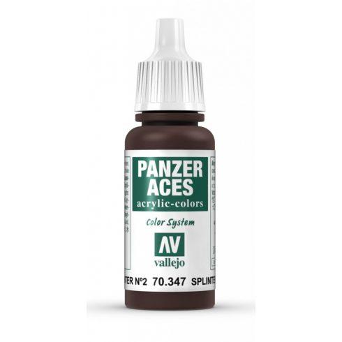 Vallejo Panzer Aces Splinter Blotches No 2