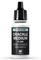 Vallejo Model Color 198 Crackel Medium