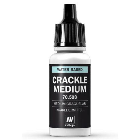 Vallejo Model Color Crackle Medium