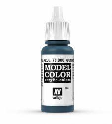 Vallejo Model Color 180 Gunmetal Blue