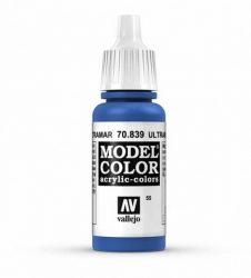Vallejo Model Color 55 Ultramarine