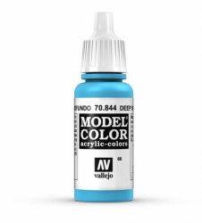 Vallejo Model Color 66 Deep Sky Blue