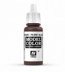 Vallejo Model Color 35 Black Red