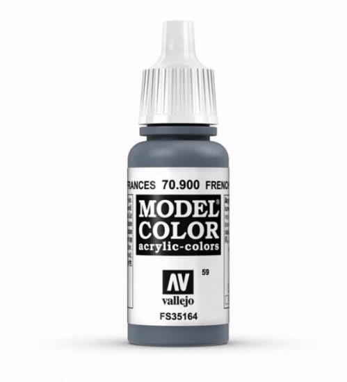 Vallejo Model Color 59 French Mirage Blue