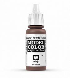 Vallejo Model Color 138 Saddle Brown