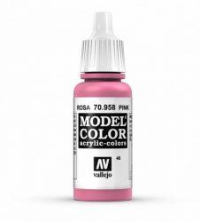 Vallejo Model Color 40 Pink