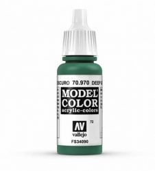 Vallejo Model Color 72 Deep Green