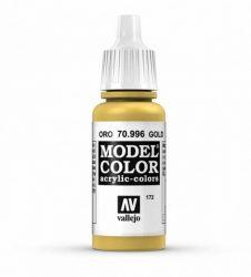 Vallejo Model Color 172 Gold