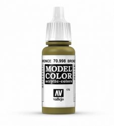 Vallejo Model Color 175 Bronze